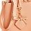 Thumbnail: Modern Trendy Satchel - Blush