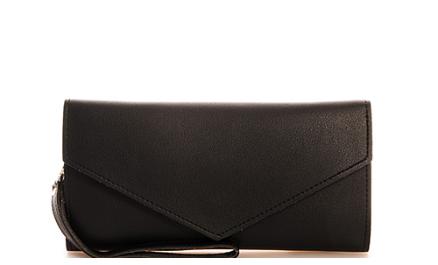 Black Envelope Wallet