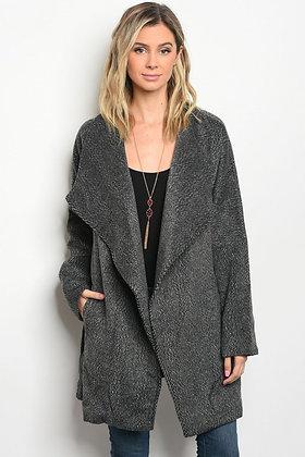 Charcoal Coat