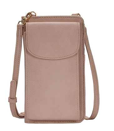 Blush Travel Wallet