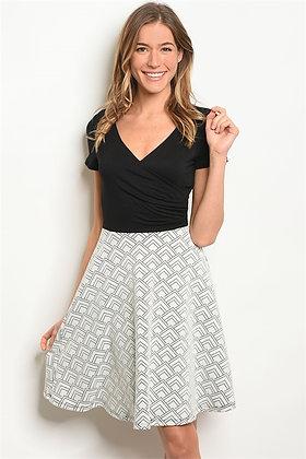 Black Ivory Dress
