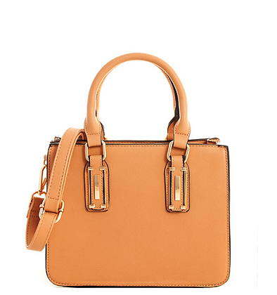 Tan Chic Satchel