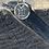 Thumbnail: Gemini Sterling Silver Pebble Charm