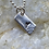 Thumbnail: Wave Sterling Silver Tag