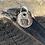 Thumbnail: Virgo Sterling Silver Pebble Charm