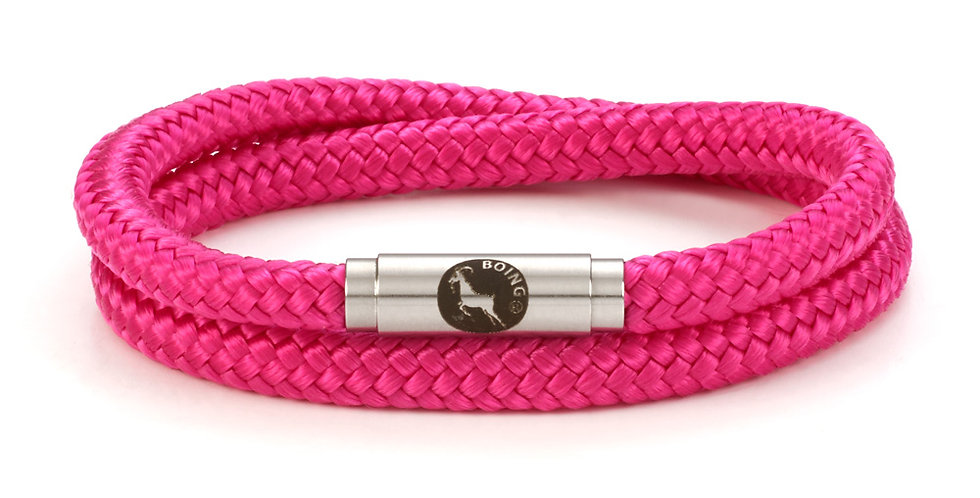 Boing Hot Pink Bracelet