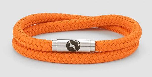 Boing Satsuma Skinny Softie Double Wrap Bracelet