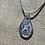 Thumbnail: Pet Print Pendant Handmade Silver Cufflinks