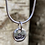 Thumbnail: Angel Sterling Silver Charm
