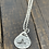 Thumbnail: Lighthouse Teardrop Sterling Silver Necklace
