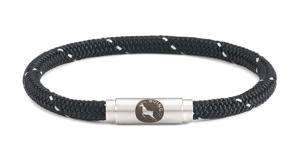 Boing Black Glow Bracelet