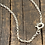 Thumbnail: Sterling Silver Baby Belcher Chain