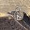 Thumbnail: Dandelion Sterling Silver Charm