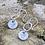Thumbnail: Robin Sterling Silver Drop Earrings