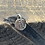 Thumbnail: Scorpio Sterling Silver Pebble Charm