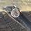 Thumbnail: Hamsa Sterling Silver Pebble Charm