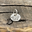 Thumbnail: Dream Sterling Silver Pebble Charm