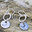 Thumbnail: Lighthouse Sterling Silver Drop Earrings