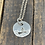 Thumbnail: Lighthouse Circle Sterling Silver Necklace