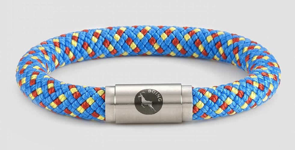 Boing Aztec Blue Chunky Bracelet