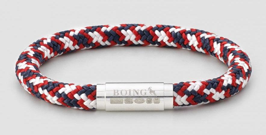 Bulldog Middy Bracelet