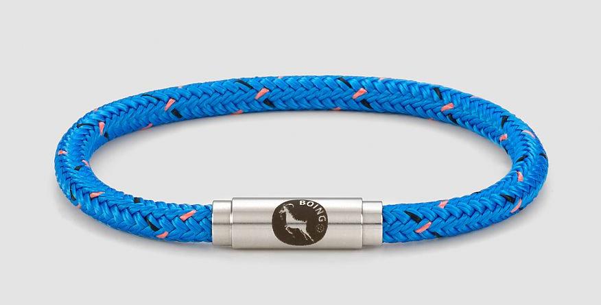 Boing Ocean Blue  Skinny Bracelet