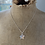Thumbnail: Bohemian Star Sterling Silver Necklace