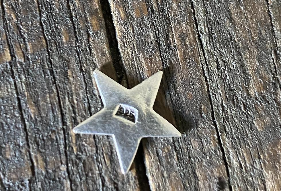 Memorial Stars Sterling Silver