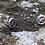 Thumbnail: Horseshoe  Silver Stud Earrings