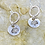 Thumbnail: Tree Of Life Sterling Silver Drop Earrings