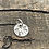 Thumbnail: Inspire Sterling Silver Pebble Charm