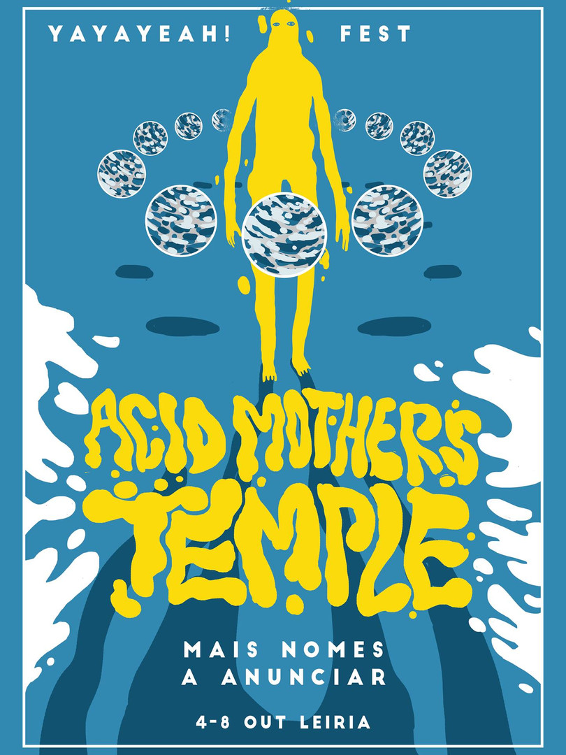 2016 YYY Fest - Acid Mothers Temple