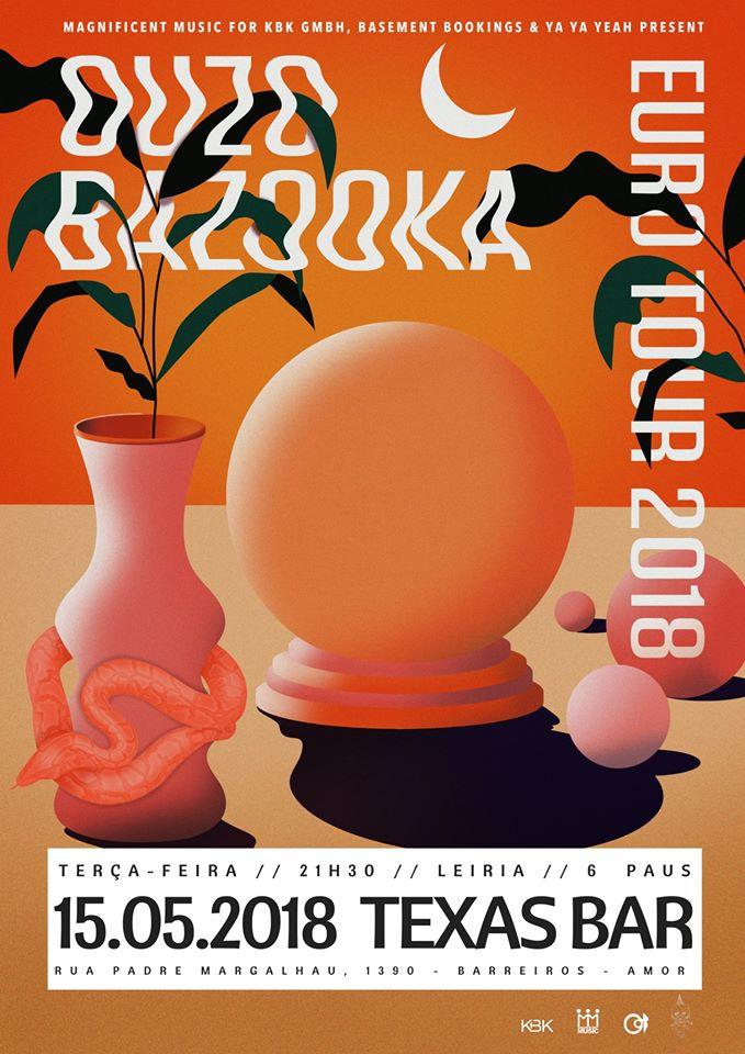 2018 Ouzo Bazooka