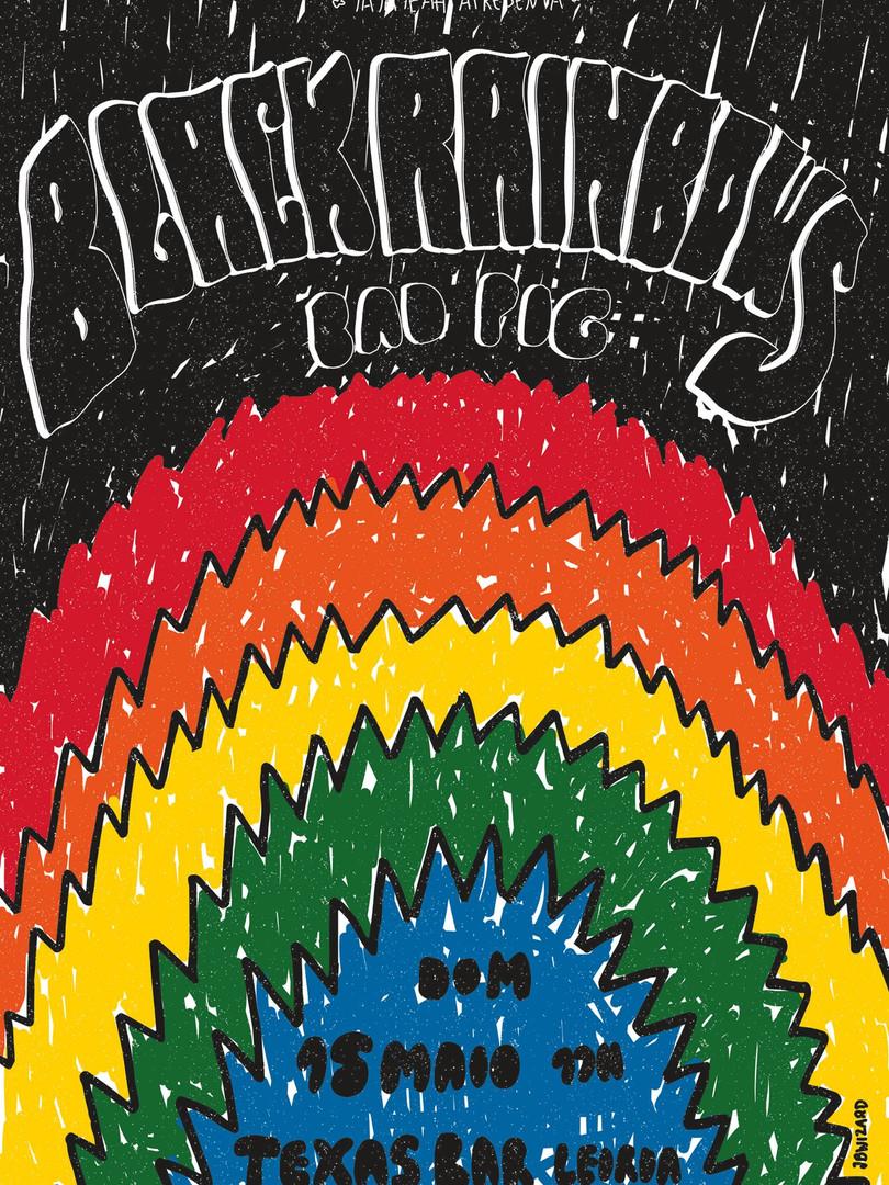 2016 Black Rainbows + Bad Pig