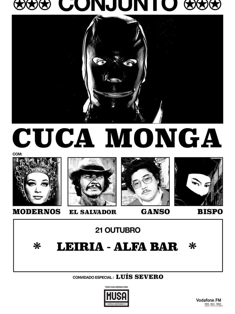 2016 Conjunto Cuca Monga + Luís Severo