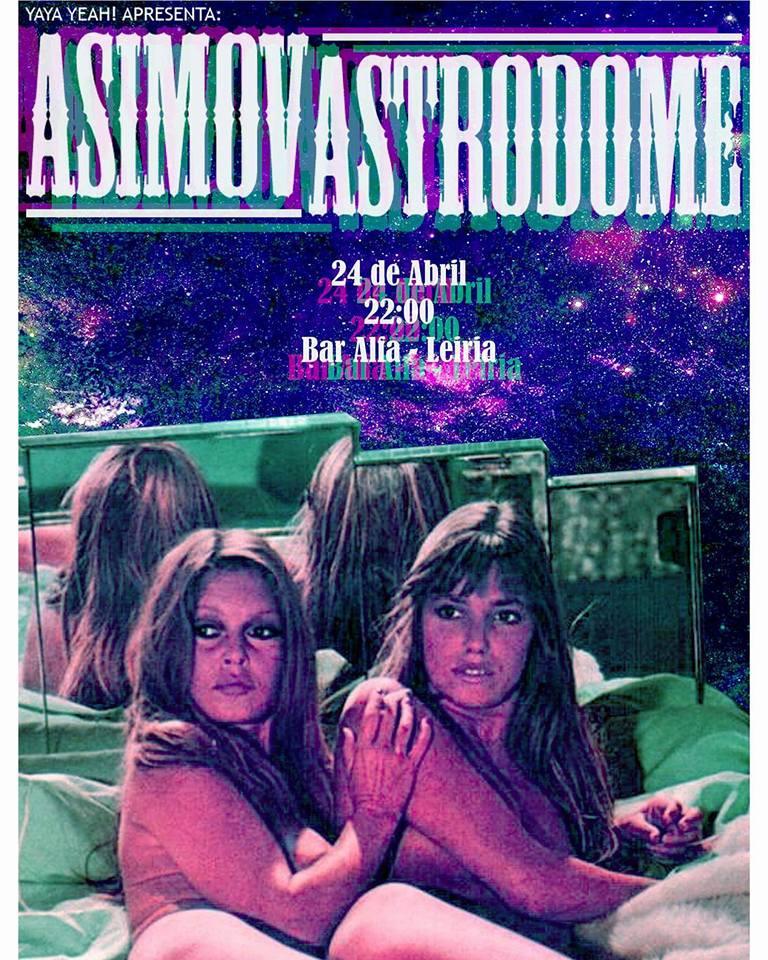 2016 Asimov + Astrodome