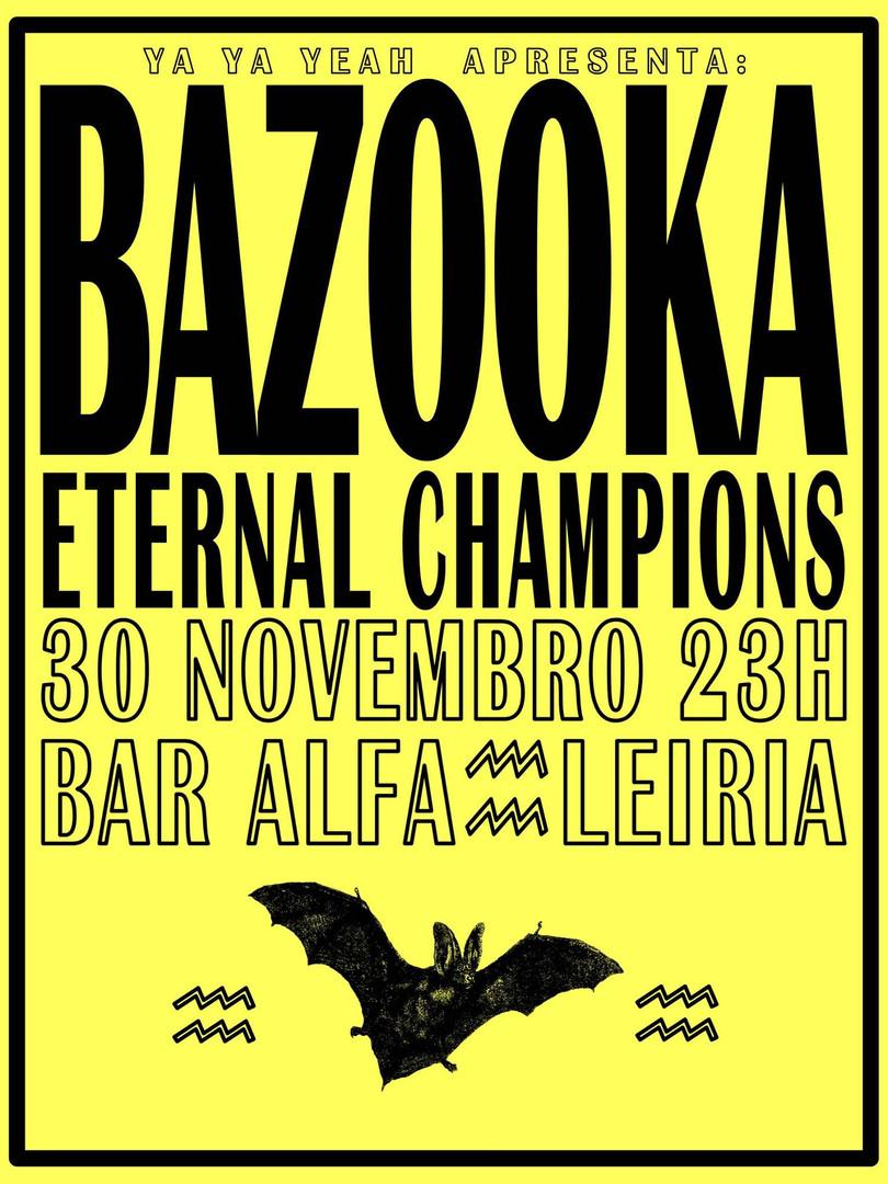 2016 Bazooka_ Eternal Champions