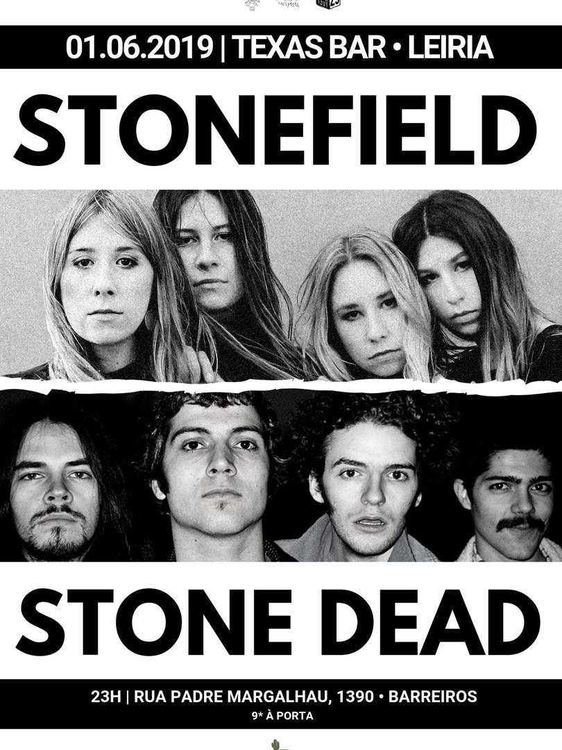 2019 Stonefield + Stone Dead