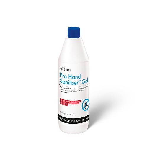Pro Hand Sanitiser  Gel 500ml. Refill