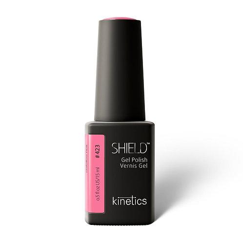 SHIELD Gel Polish Unfollow Pink #423