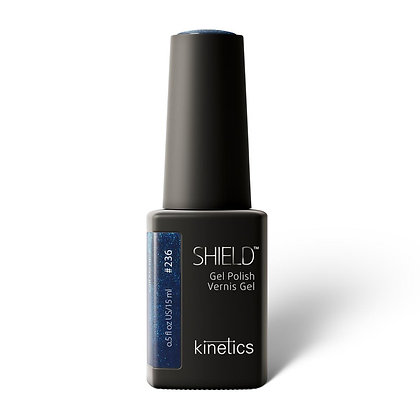 SHIELD Gel Polish Call Me Blue #236