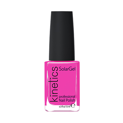 SolarGel Nail Polish electro pink #196