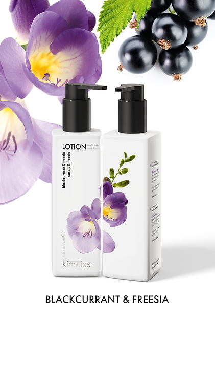 Black Currant & Fresia 250ml