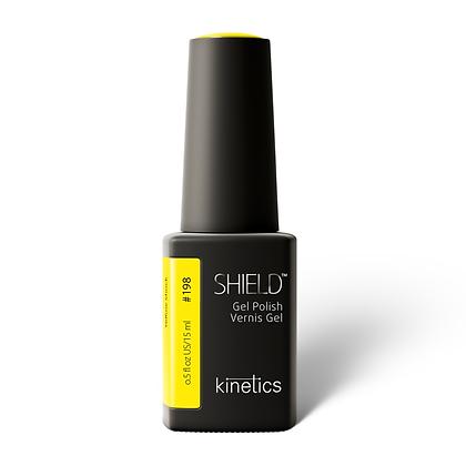 SHIELD Gel Polish yellow shock #198