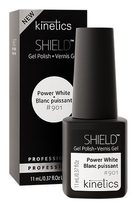 SHIELD GEL POLISH - POWER WHITE 11ML