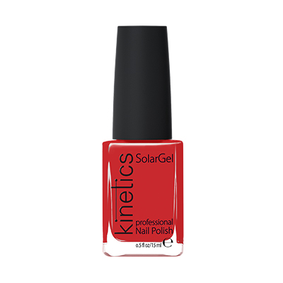 SolarGel Nail Polish Bonnie Red #076