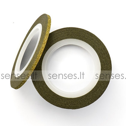 Sticky Golden Strip 2mm
