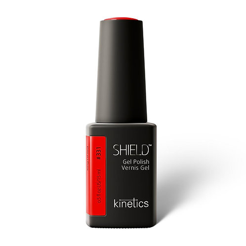 SHIELD Gel Polish King Of Red #331, 11ml