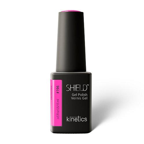 SHIELD Gel Polish electro pink #196