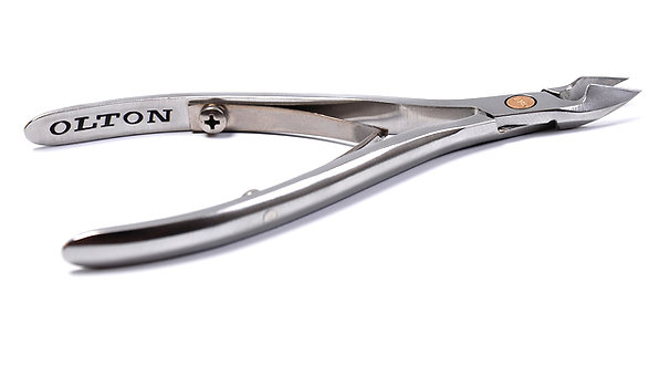 """OLTON Cuticle clippers """"Model M"""""""